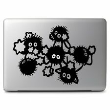 Soot Sprites Dust Bunnies for Macbook Air Pro Laptop Car Window Decal Sticker