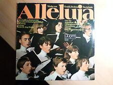 """12"""" LP - Jugenddorf Christophorus-Schule - Alleluja - Laudate (3 Songs)"""