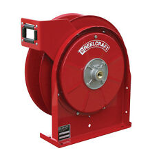 "REELCRAFT TH5400 OMP 1/4""x25ft 3000 psi Twin Line Hydraulic Hose Reel - no hose"