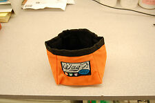 Wag'N Collapsible Food Dish: fits anywhere, just open and fill