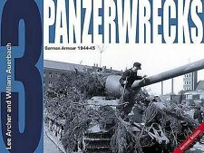 Archer, Lee-Panzerwrecks 3  BOOK NEW