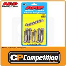 ARP INTAKE MANIFOLD BOLT KIT FORD CLEVELAND 12PT STAINLESS STEEL 454-2104