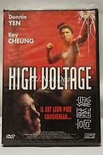 high voltage donnie yen  ntsc import dvd English Language