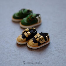 """【Tii】Sweetiiger handmade 1/6 12"""" blythe/azone/MMK/JerryB/OOAK doll shoes outfit"""