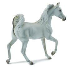 *NEW* ARABIAN ARAB MARE GREY - HORSE MODEL by COLLECTA 88476 *Free UK Post*