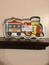 Wilton Train Cake Pan Brand New!