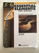 Comprehensive Guitar Method 2000 Bk. 1 by Will Schmid and Bob Morris (2005, Pape