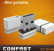 USB mini WiFi wireless adapter 150Mbps network Card CF-WU810N with RTL8188EUS