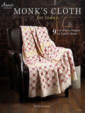 MONK'S CLOTH FOR TODAY, Swedish Weaving Pattern Book, 9 EASY PROJECTS, New