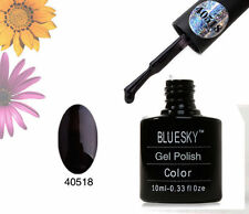 Bluesky Halloween Colores Led Uv Soak Off Gel