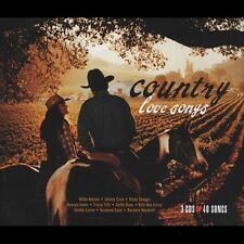 Various Artists 3 Pak: Country Love Songs CD