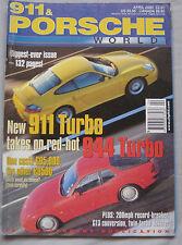 911 & Porsche World 04/2000 Gemballa, 914/6, GT3, Turbo