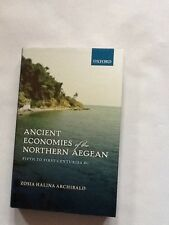 Ancient Economies of the Northern Aegean: Fifth to First Centuries BC by Zosia H