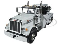 PETERBILT 367 CENTURY ROTATOR WRECKER TOW TRUCK GRAY 1/50 BY FIRST GEAR 50-3344