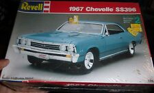 REVELL 1967 CHEVY CHEVELLE SS 396 1/25 Model Car Mountain KIT FS VINTAGE