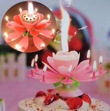 Deluxe Special Singing Birthday Candle, Magical Firework Candle Gift