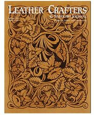 Leather Crafters and Saddlers Journal/Magazine - Sept / Oct 2016