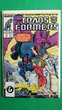 Marvel Comics: The Transformers Vol. 1, Nos. 31-33