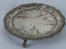 (ref165CP) Antique Georgian Old Sheffield Plate Card Tray