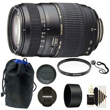 TAMRON AF 70-300mm f4-5.6 DI LD MACRO for Canon DSLR Camera Accessory Kit