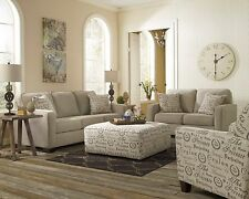 "Ashley ""Alenya"" Quartz Sofa And Loveseat Furniture 16600"