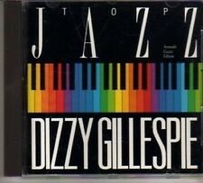 (BL856) Top Jazz, Dizzy Gillespie - 1989 CD