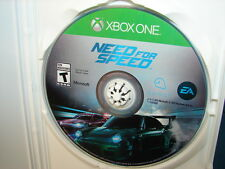 NEED FOR SPEED    (XBOX ONE)  DISC ONLY!   ***MINT***