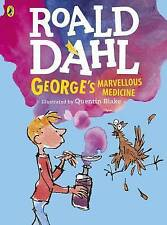Roald Dahl Story Book: GEORGE'S MARVELLOUS MEDICINE - New Artwork 2016 - NEW