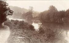 Seckley Wood River Severn Nr Bewdley unused RP old pc