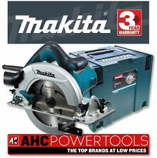Makita HS7601J Sierra Circular 190mm en MAKPAC Carry Case 110V