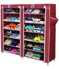 SHOE RACK 12 LAYERS- DOUBLE- I