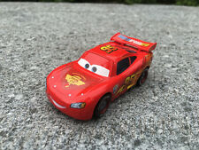 Mattel Disney Pixar Cars Movie 2 1:55 McQueen Metall Spielzeugauto Neu Loose