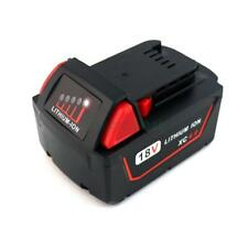 18V Volt 4.0AH 4000mAh Rechargeable Li-Ion Battery for Milwaukee 48-11-1840 M18