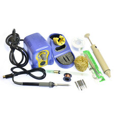 220V 65W Electronic SMD Soldering Station Iron Mobile Phone Repair HAKKO FX-888