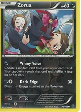 POKEMON XY BREAK THROUGH - ZORUA 90/162 REV HOLO