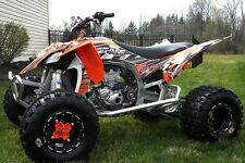 2014 2015 2016 Yamaha YFZ450R graphics decal kit NO2500 orange