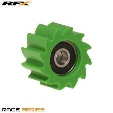 New Chain Roller Chainroller Motorcycle Enduro kawasaki KXF 250 07-15 38mm GREEN