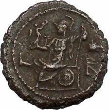 NUMERIAN 283AD Alexandria in Egypt Roma with Victory Ancient Roman Coin i42179