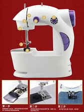 MINI SEWING MACHINE 4 IN 1 - ADAPTER - FOOT PEDAL-1
