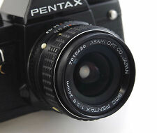 Rare Pentax 24mm SMC f2.8 wideangle Prime Lens, K mount PK, Adapt to digital