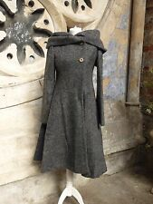 Bohemia woollen winter coat