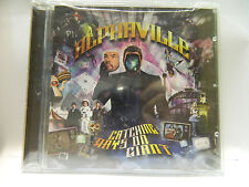 ALPHAVILLE CATCHING RAYS ON TARGET CD NEU & OVP 0602527507620