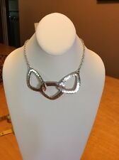 Lucky Brand Silver Statement Necklace $29.50 Mac12