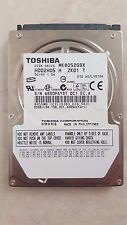 """HDD 2,5"""" SATA Toshiba 80gb MK8052GSX 5400RPM"""