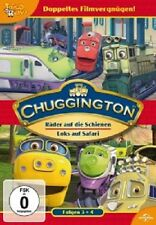 CHUGGINGTON 3+4 2 DVD KINDER  NEU