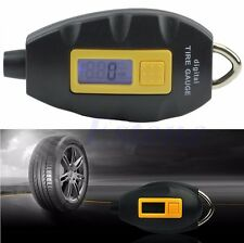New LCD Digital Tire Tyre Air Pressure Gauge Tester Tool For Car Auto Motorcycle