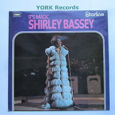 SHIRLEY BASSEY - It's Magic - Excellent Condition LP Record Starline SRS 5082