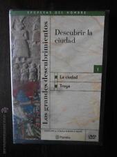 DVD LOS GRANDES DESCUBRIMIENTOS 1 - DESCUBRIR LA CIUDAD - NUEVO, PRECINTADO