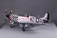 FMS 1400mm P-51D (V8) Big Beautiful Doll PNP FMM008PBBD NEW NIB USA