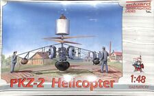 Eduard 1:48 WWI Austo Hungarian PKZ-2 Helicopter Plastic Model Kit #8015